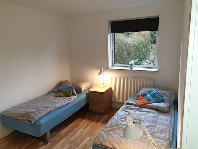 Furnished house,  1 km. from data center Aabenraa