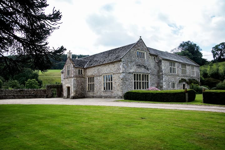 Widworthy Barton - A beautiful manor house
