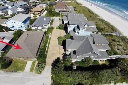 Wrightsville Beach Oceanside Home - 獨棟