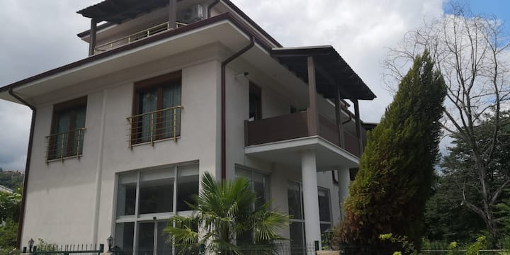 3 bedroom 1 saloon cozy duplex 3+1 dubleks Sapanca