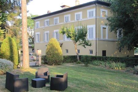 Villa Pandolfi Elmi-Suite Rosella - Spello