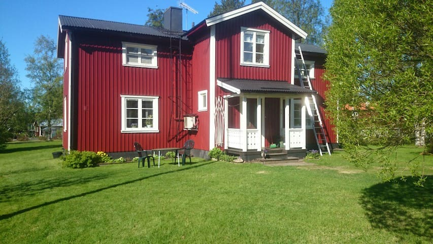 Stay in the countryside , yet close - Umeå
