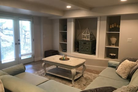 Central, Safe and Cozy 1 Bedroom Basement Apt.
