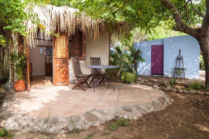 Rustic Cabin in Peaceful Orchard - Estepona - Blockhütte