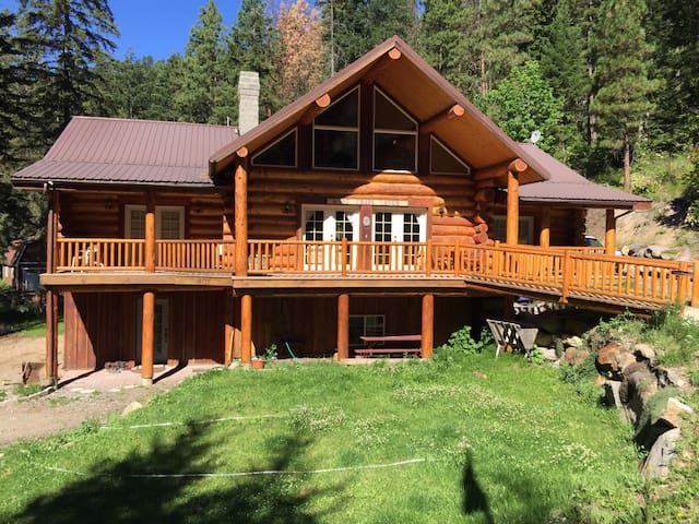 Top 20 leavenworth vacation cabin rentals and cottage for Leavenworth cabin rentals