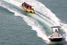 Passeios de Banana Boat