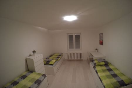 Comfortable room in the centre of Ostrava - 오스트라바