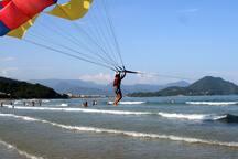 Passeios Paraglider