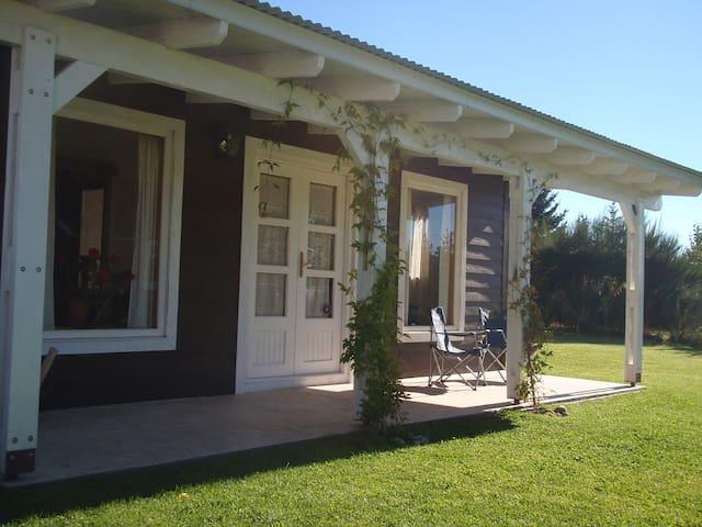La Serena Cottage - Dina Huapi - Cabana