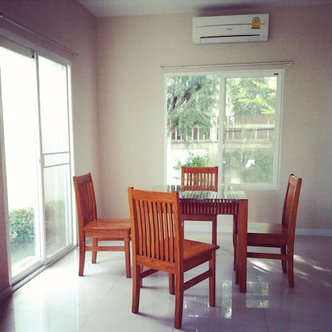 House close to ABAC University (Bangna Campus) - Samut Prakan - Casa