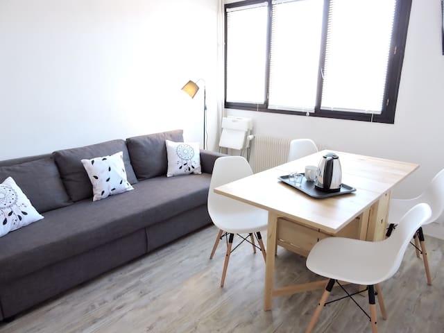 Amazing apt in Orléans & Wifi