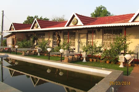 The lake chalet,Thai  cottage A,