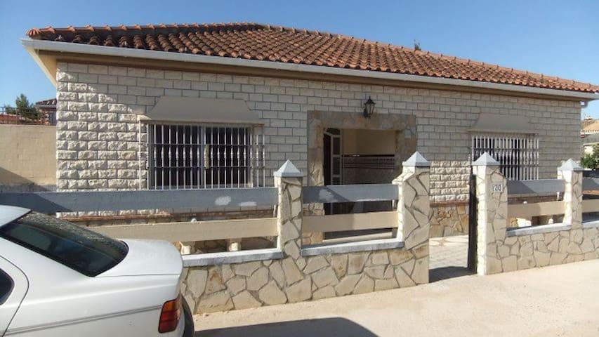 Chalet Playa Barossa 5-6 Pers. - Chiclana de la Frontera - Talo