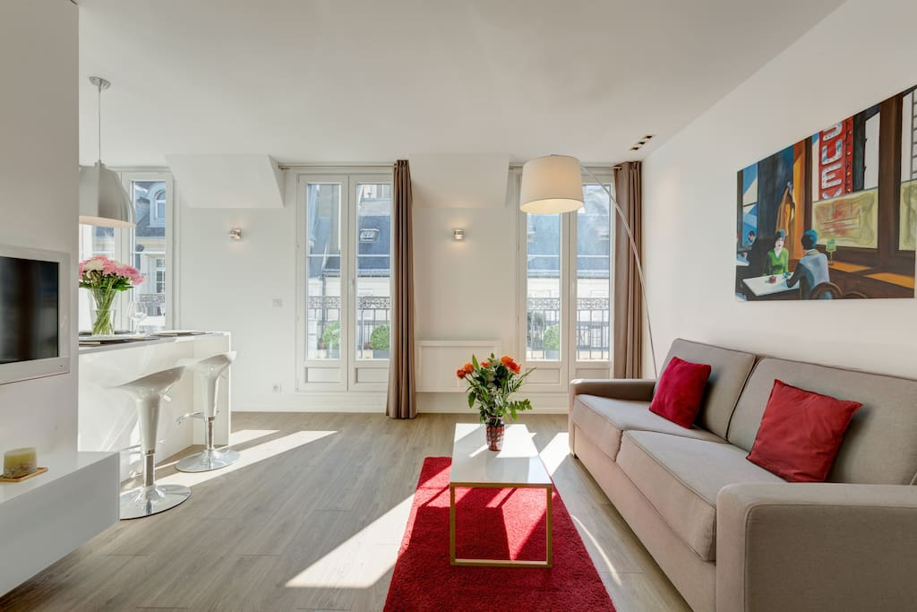 CHAMPS ELYSEES APARTMENT - Apartments for Rent in Paris ...