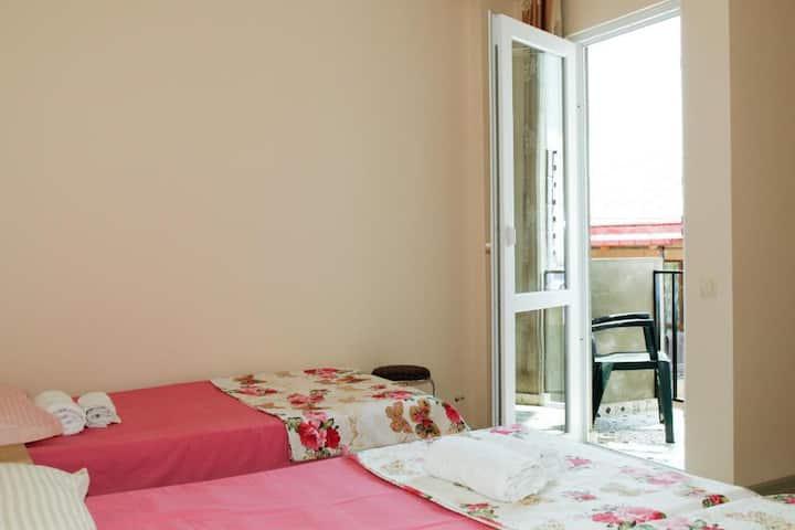 Cosy room on Agmashenebeli