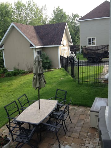 Big cosy home near Montreal - Boucherville