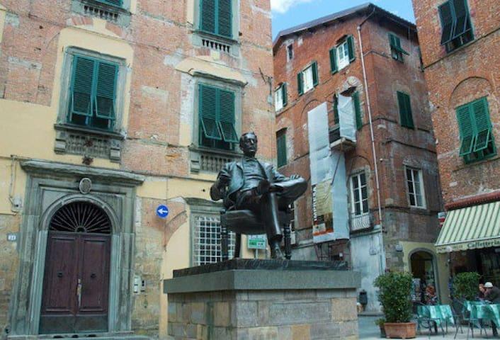 Vivere Lucca dentro le Mura - Lucca - Apartemen