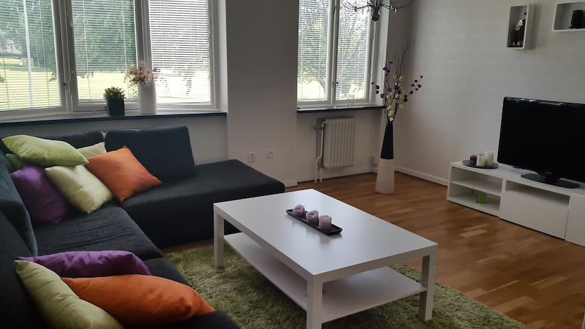 New renovated, fresh apartment - Göteborg - Wohnung