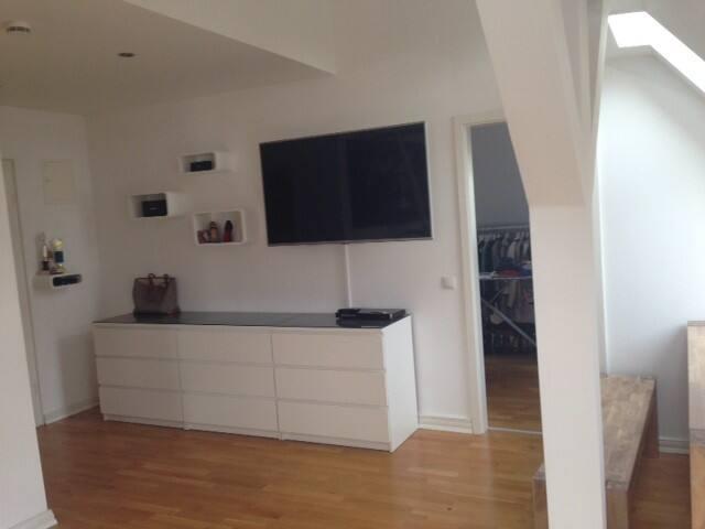 Wunderschöne Wohnung in Mariental - Hambourg - Appartement en résidence