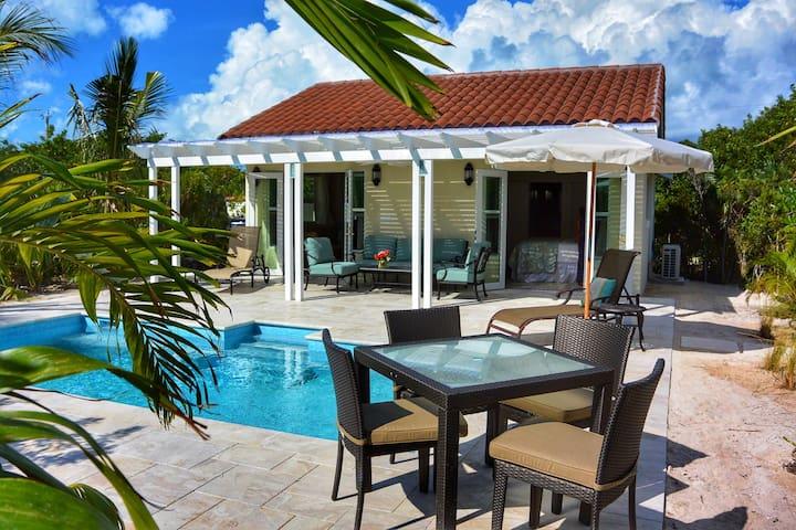 Esencia Cottage - Prvt Pool - On Beach - Serene