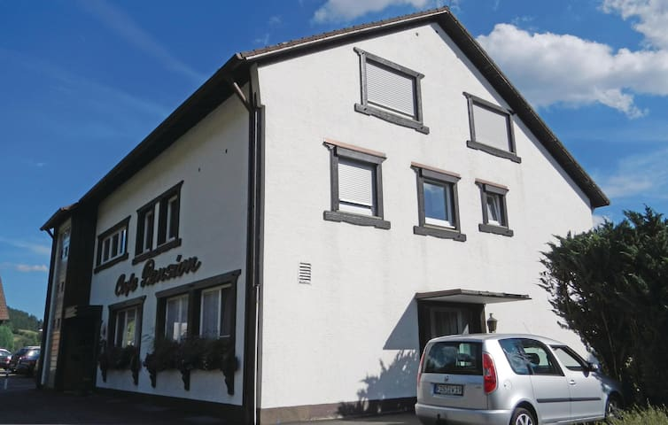 Holiday apartment with 1 bedroom on 72m² in Baiersbronn-Mitteltal