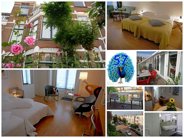 Apartment Pauw57 Statenkwartier Scheveningen