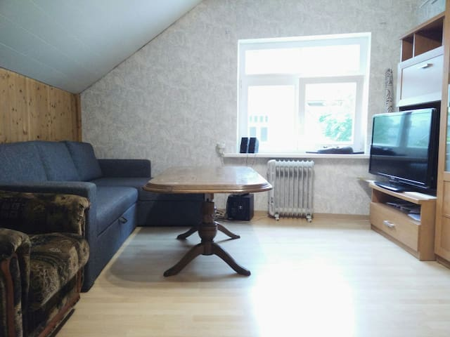 Apartment, 12 minute walk from Town  Hall square