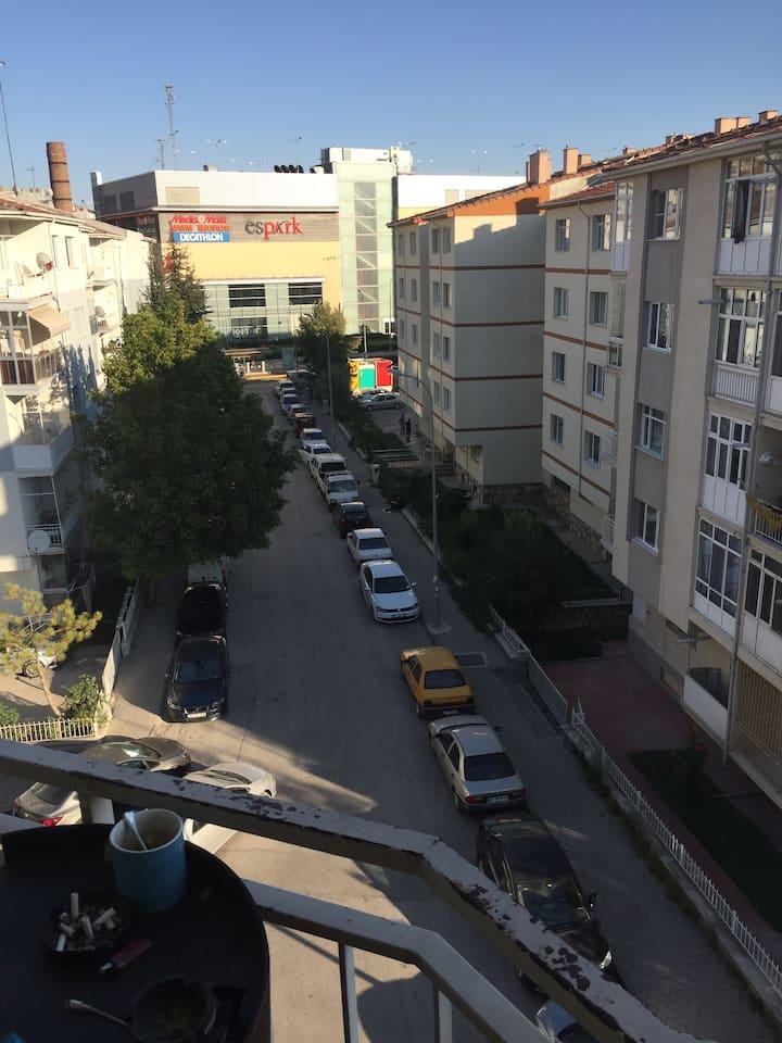 Eskişehir'in Merkezindesiniz