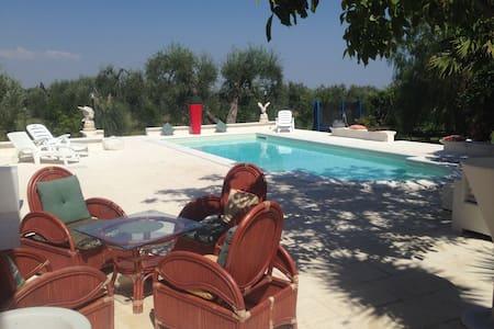 Villa Harmony - Pisticci