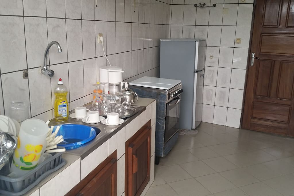 Appartement meubl douala flats for rent in bonab ri for Appartement meuble a douala