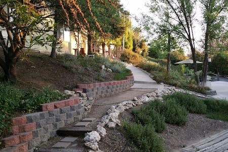 Urban Woodland Retreat - Paso Robles - Vendégház