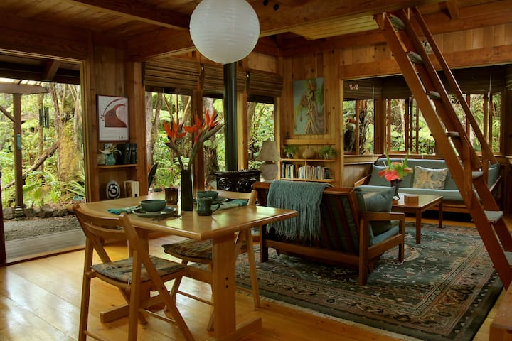 Guest Cottage – Hale Kipa - Volcano - Bed & Breakfast