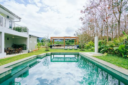 2-bedr. Isara house Khao Lak with pool access 13 - Khuekkhak