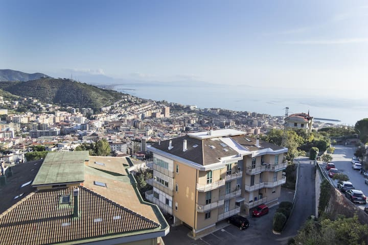 Appartamento Panoramico Salerno
