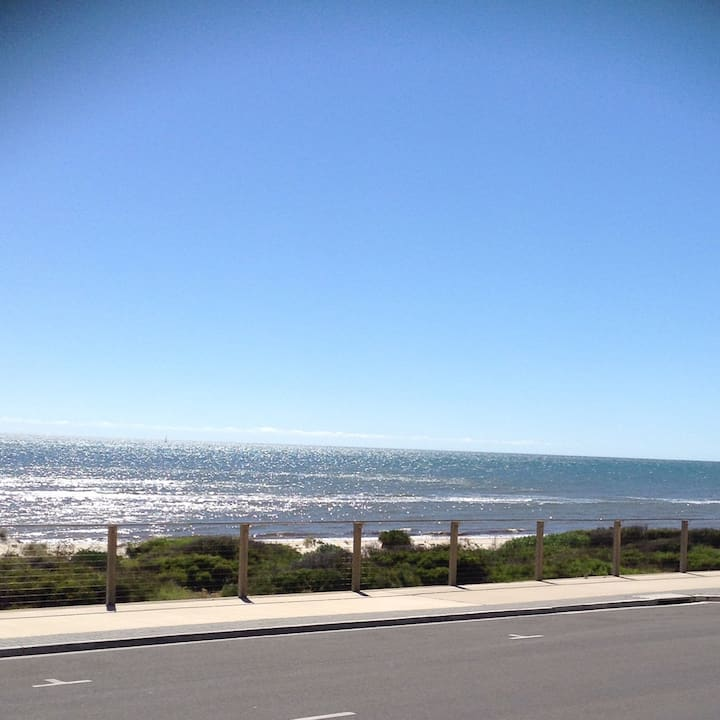 Beachfront Henley Beach South