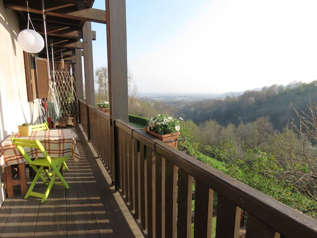 Scenic nest - Palazzago - Appartement