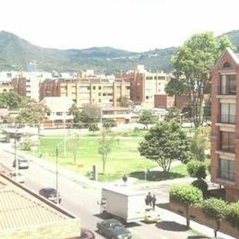 Apartamento Amoblado vista-lindo - Bogota - Apartment