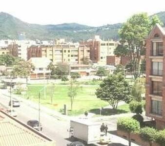 Apartamento Amoblado vista-lindo - ボゴタ - アパート