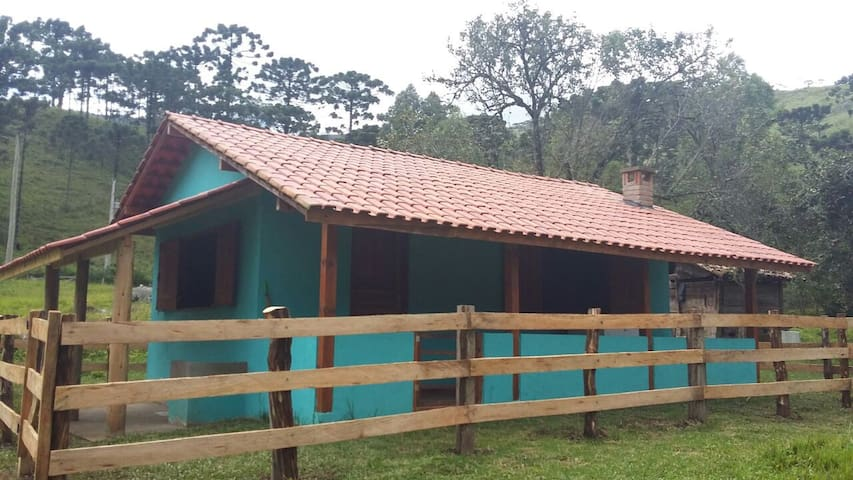 Chalé Vale do Aiuruoca - Itamonte
