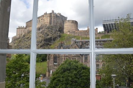 Castle Apartment I, Grassmarket - Edinburgh - Apartment