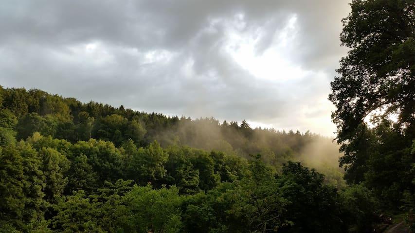 Zimmervermietung in Unterbreizbach - Unterbreizbach - Leilighet