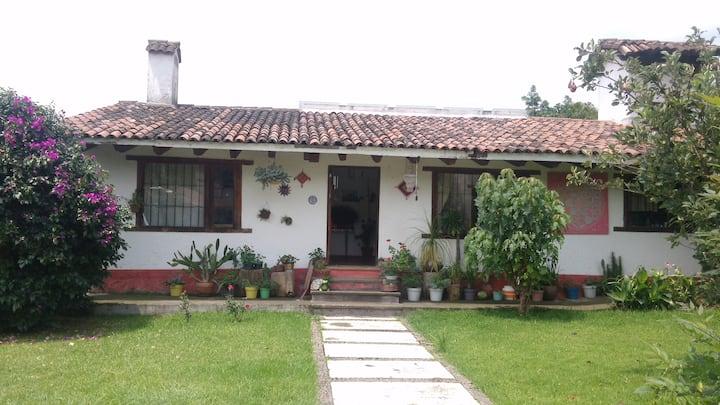 Xochicalli, La Casa de las Flores