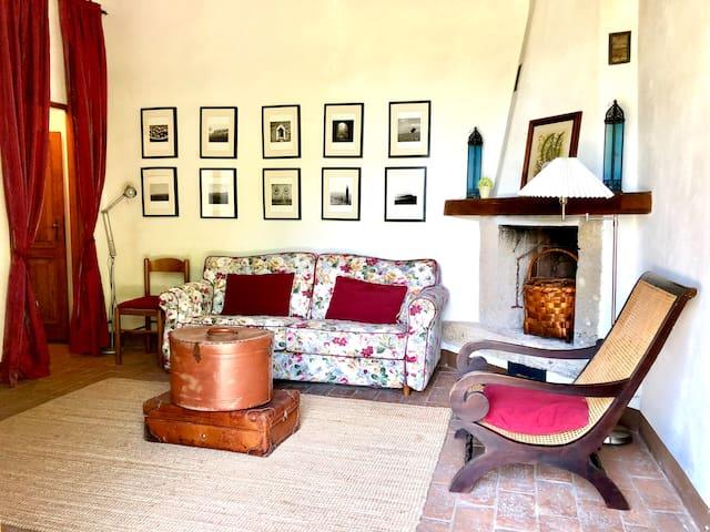Living room Falegnameria