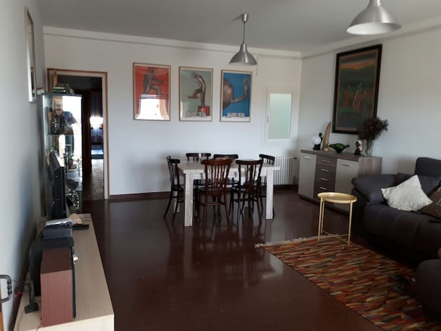 Apartment in Taradell centre-60 km from Barcelona