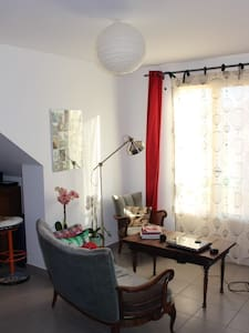 Appartement 2 pièces lumineux: 50m² - Coulommiers - Wohnung