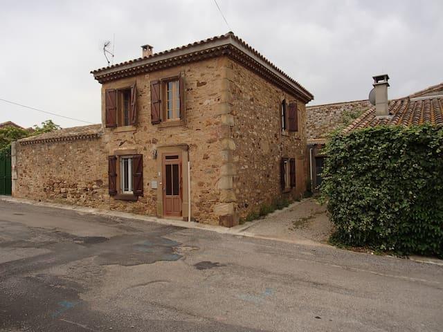 Belle maison vigneronne - Boutenac - House