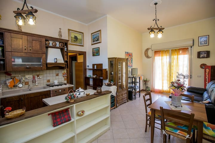 Your Tuscan Home Away From home - Sarteano - Apartemen