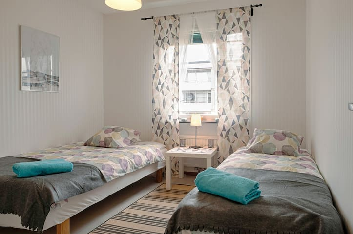 Budget Bedroom 30 min from StockholmCity - Jakobsberg - Apartment
