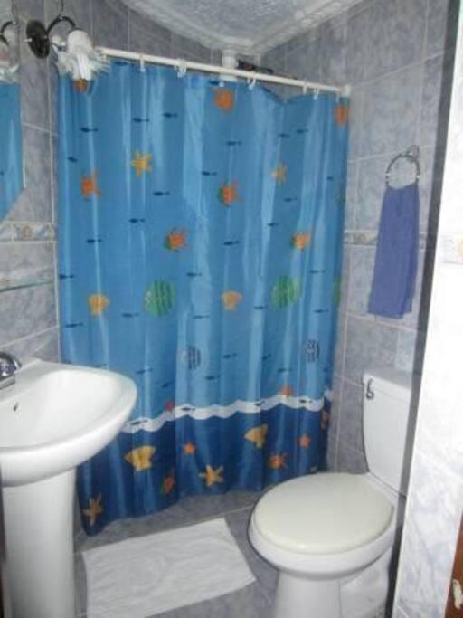 Baño habitación 3