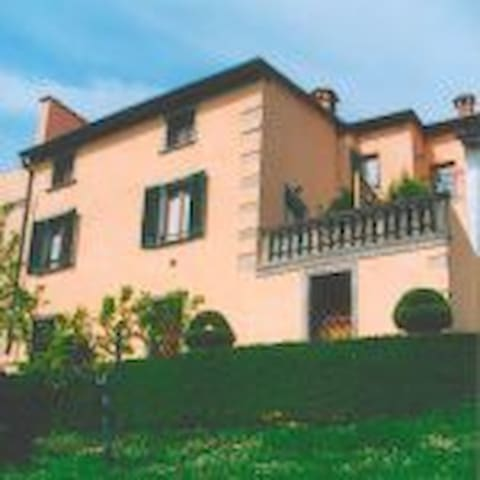 Casa Vacanze  IL FRUTTETO - Boccheggiano - Flat